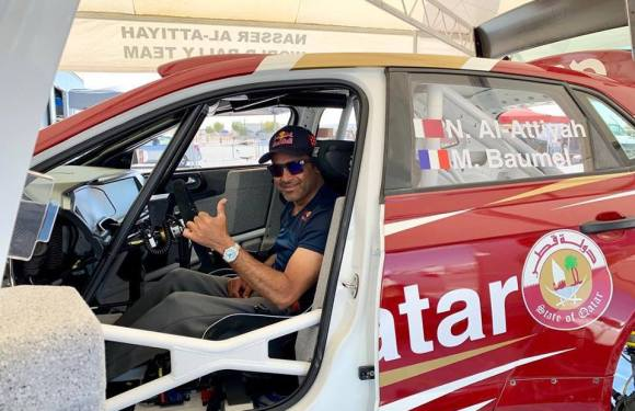 2019 Manateq Qatar International Rally FIA Middle East Rally Championship, round 1