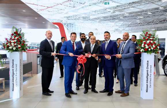 All-new Nissan Intelligence Choice Programme launched by Arabian Automobiles