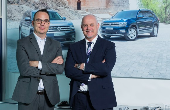 Volkswagen Middle East Announces New Managerial Appointments in Sales and After Sales