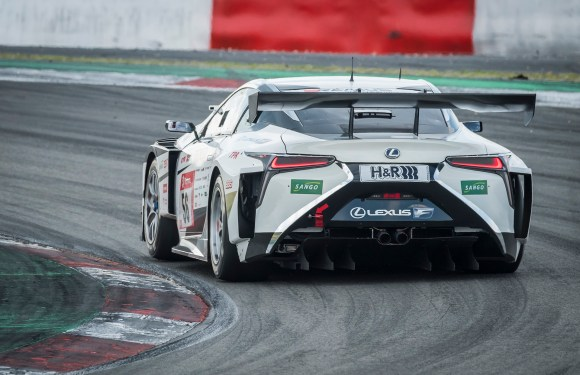 GAZOO Racing's Lexus LC triumphs in SP-PRO class at‎24 Hours of Nürburgring 2019‎