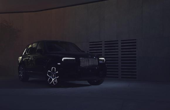 ROLLS-ROYCE BLACK BADGE CULLINAN MAKES KUWAIT DEBUT AT 'ALI ALGHANIM & SONS AUTOMOTIVE' DRIVE EXPERIENCE