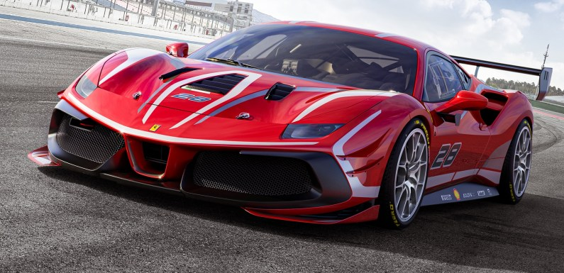 Ferrari Club Challenge launched in the Middle East