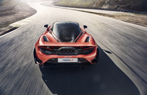 Lighter, more powerful, even more engaging – and uniquely McLaren: the new 765LT is revealed