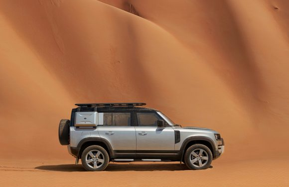 Al Tayer Motors Delivers World's First New Defender Retail Units  Dubai, 05 May 2020