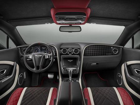 Bentley Continental Supersports безусловно принадлежит к числу автомобилей люкс-класса