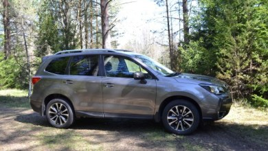 Photo of Subaru Forester после рестайлинга