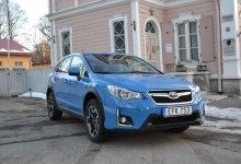 Photo of Кроссовер Subaru XV обновился