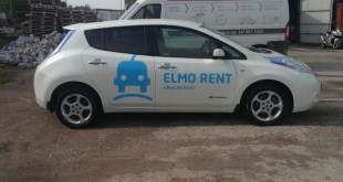 В Эстонии возобновлён прокат электрокаров