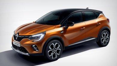 Photo of Новый компактный кроссовер Renault Captur