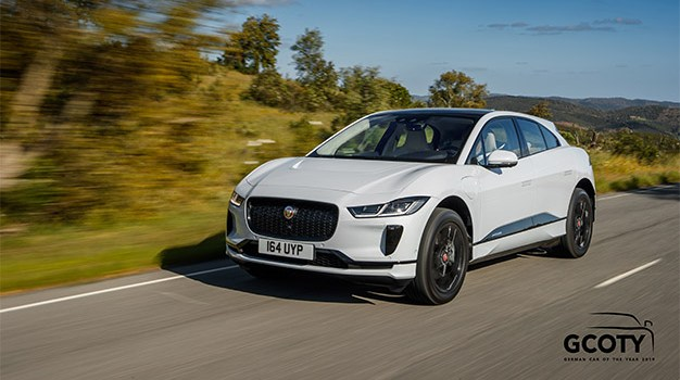 Jaguar I-PACE je 'German Car of the Year'