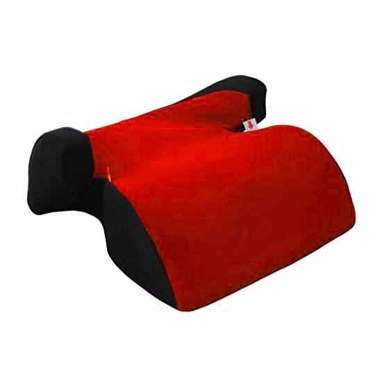 Stoelverhoger voor kinderen rood 39 x 16,5 cm