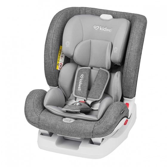 kidwell autostoeltje Isofix Spot groep 0+ 3 grijs