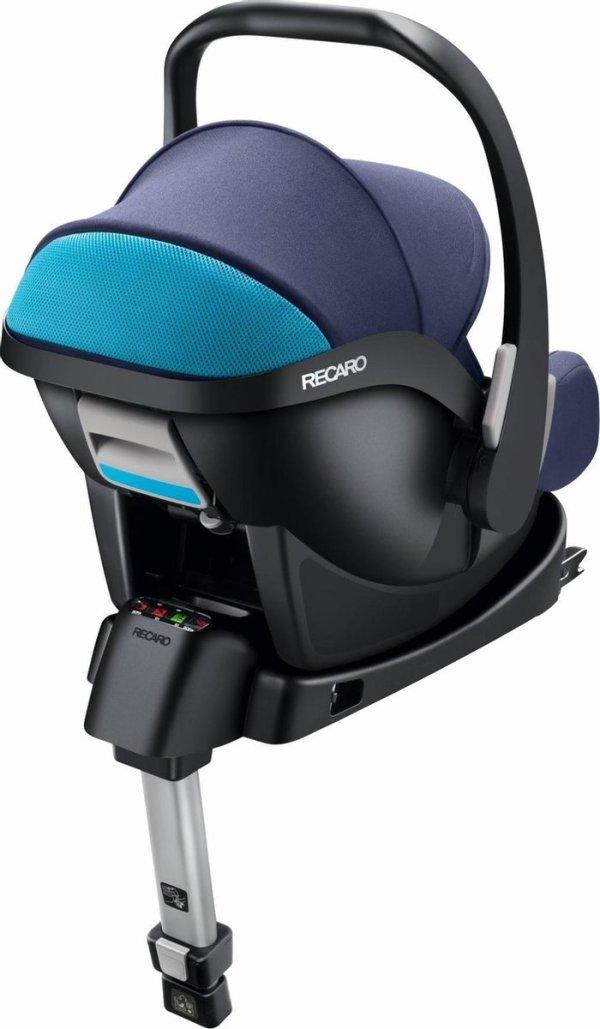 Recaro - Guardia (0-13 kg) - Xenon Blue