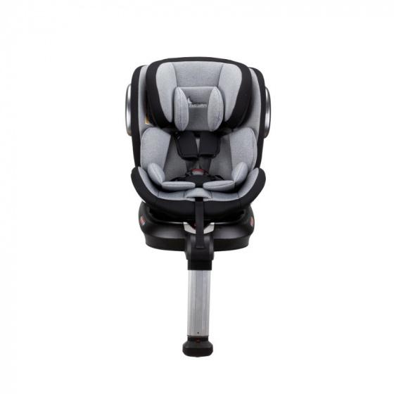 Interbaby autostoeltje Crono junior 94 x 57 cm Isofix grijs