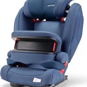 Recaro Monza Nova IS Autostoel - Prime Sky Blue autostoeltje groep 123