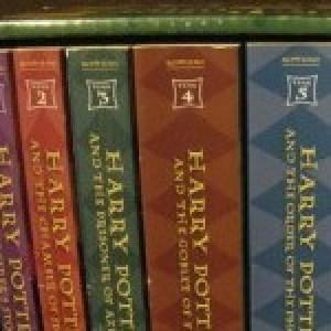 Group logo of Harry Potter Appreciation Society