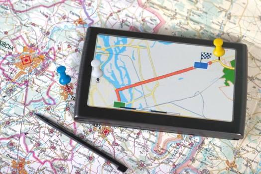 GPS vs Map