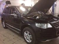 Установка Pandora DXL 3910 на  Volkswagen Touareg