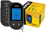 Viper remote start LCD 2-way