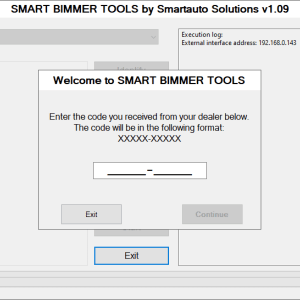 SmartBimmer Feature Installer