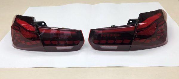 Retrofit OLED Taillight