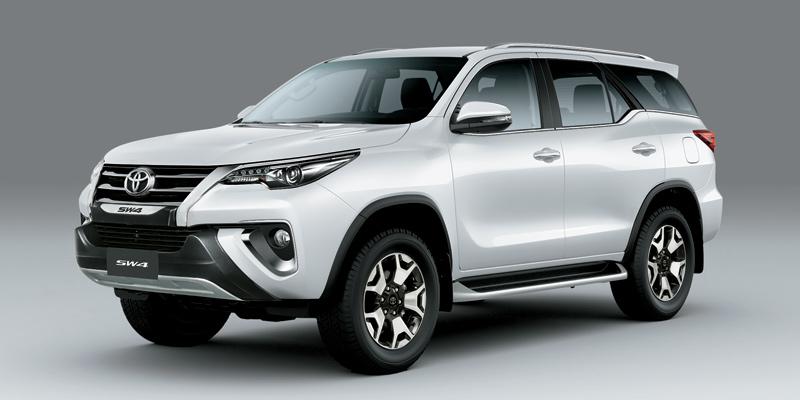 Toyota Hilux SW4 Diamond