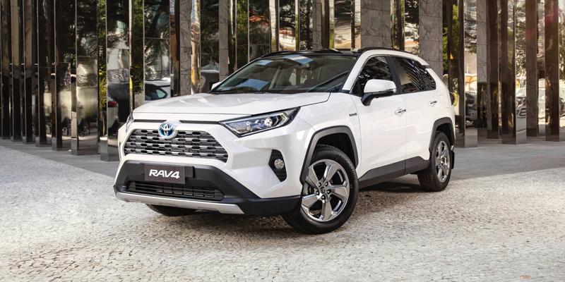 La nueva Toyota RAV4 premiada por Latin NCAP