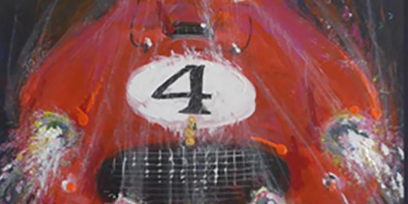 """""""Pasión y Velocidad"""". Muestra de arte de Jorge Ferreyra Basso"""