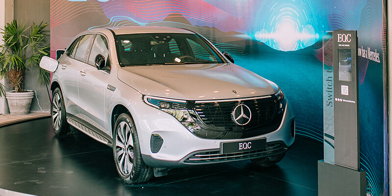 Mercedes-Benz 100% eléctrico ya está en la Argentina.
