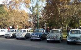 Encuentro del Fiat 1100 Club Argentina