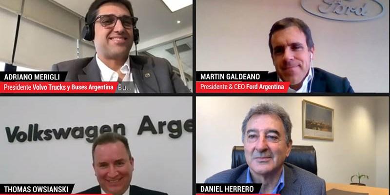 Debate LIDE Argentina