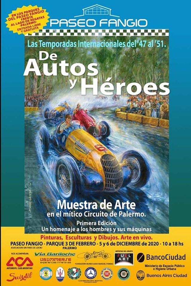 De Autos y Heroes