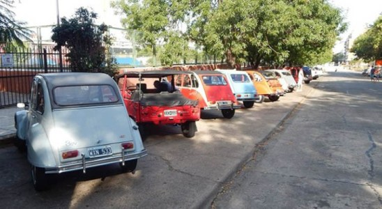 Ultimo encuentro del año del Citroen Club Buenos Aires