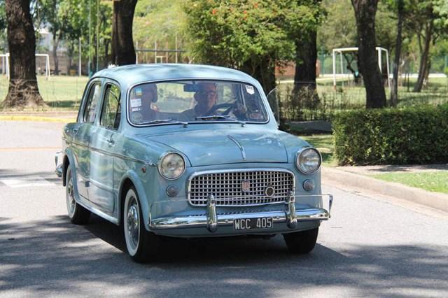 Rally XXII Aniversario del Club Fiat Clásicos