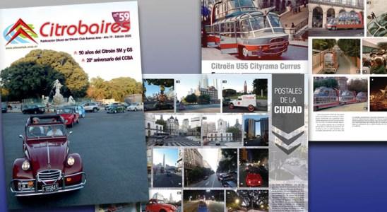 Edición 59 de Citrobaires