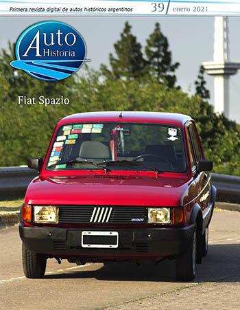 Revista Autohistoria #39