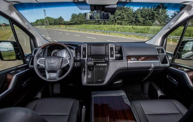 Toyota Hiace de pasajeros