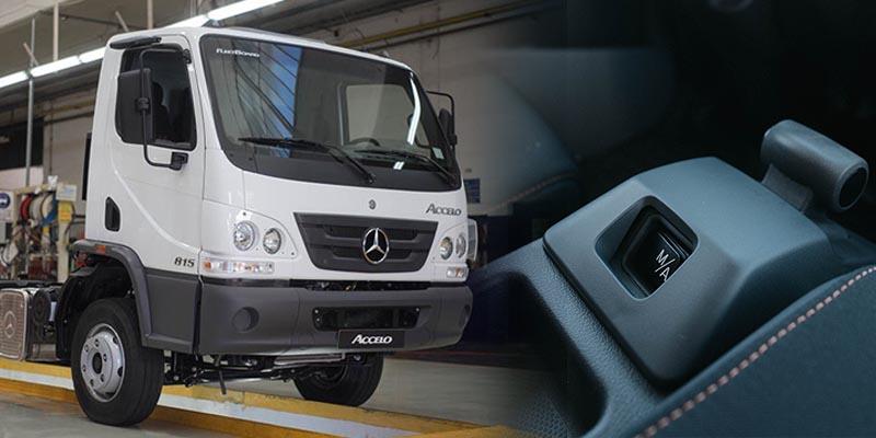 Mercedes-Benz Argentina produce dos nuevos camiones