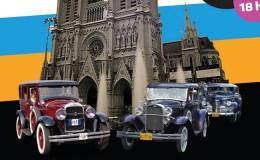 Desfile y expo de autos y motos clásicas en Luján