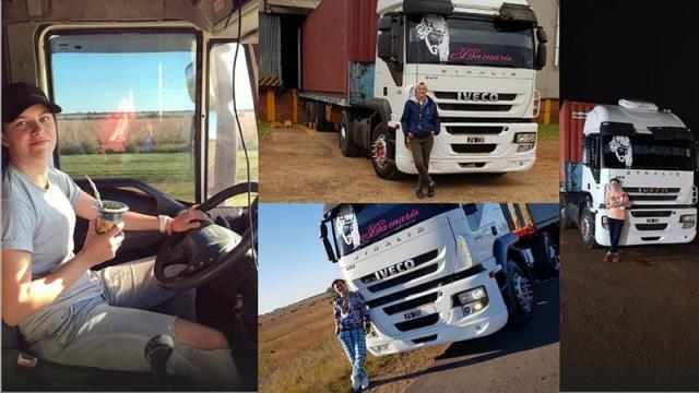 Las mujeres camioneras de IVECO.