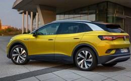 """El Volkswagen ID.4 es el """"Auto del año 2021"""""""