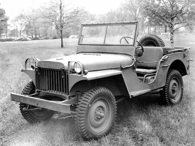 La leyenda del Jeep cumple 80 años