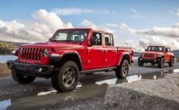 Jeep Gladiator en Argentina