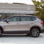 El Volkswagen Taos recorre el país