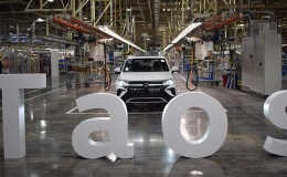 El Volkswagen Taos ya se produce Argentina.