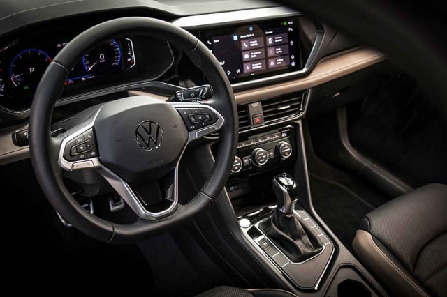 Volkswagen Argentina lanzó el Taos.