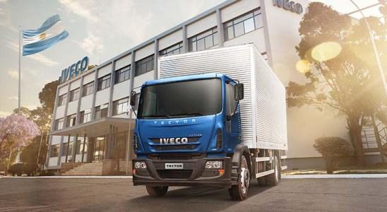 IVECO producirá camiones medianos en Argentina.