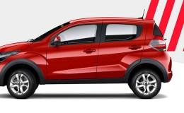 Fiat presentó el nuevo Mobi.