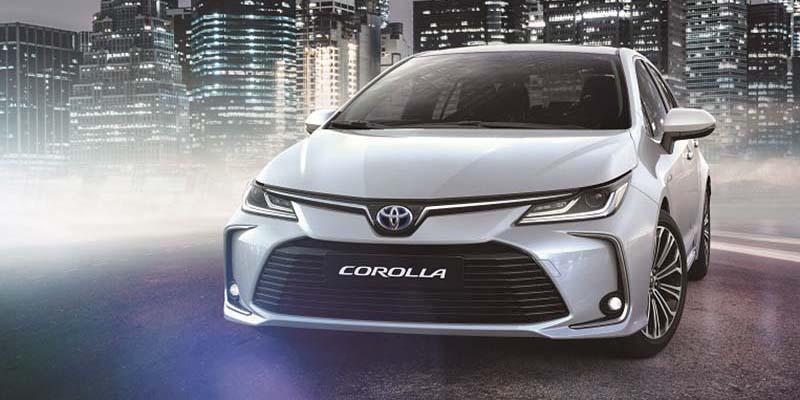 50 millones vendidos del Toyota Corolla