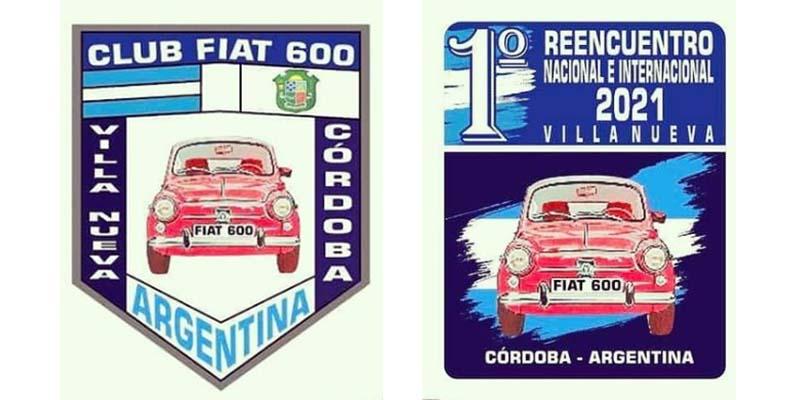 Primer Reencuentro Nacional e Internacional del Fiat 600.